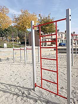 Street Workout en la provincia de Valencia