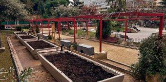 Una súper maceta para los nuevos huertos urbanos de Madrid