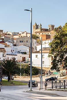 Ahorro y eficiencia energética en la ciudad de Cáceres