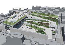 Proyecto de parque urbano en Gáldar, Gran Canaria