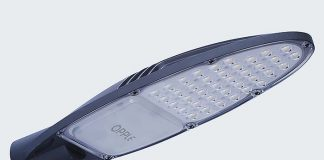 Luminaria Streetlight LED de OPPLE