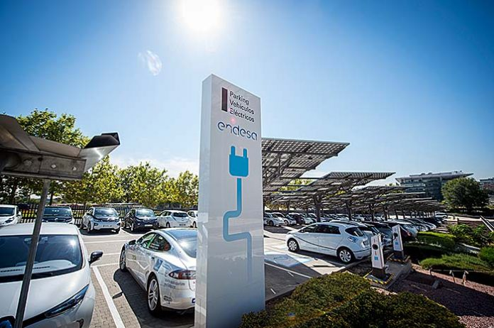 Endesa instalará más de 100.000 puntos de recarga para vehículos eléctricos