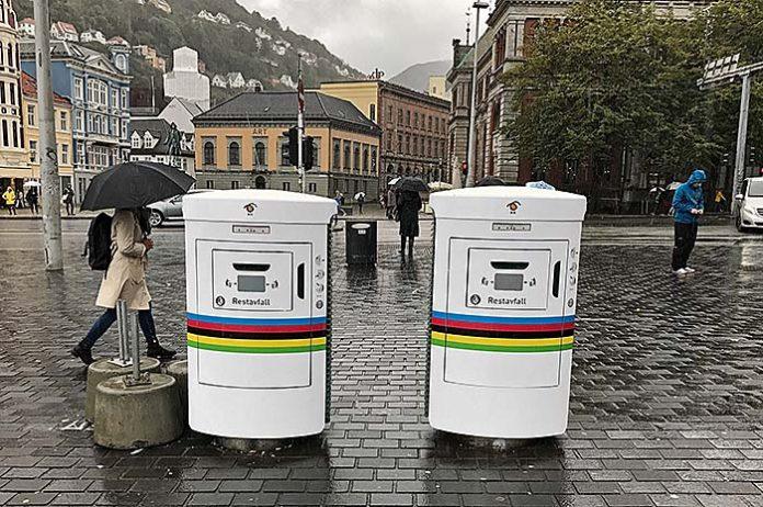 Inteligencia artificial en la recogida de basuras en las ciudades