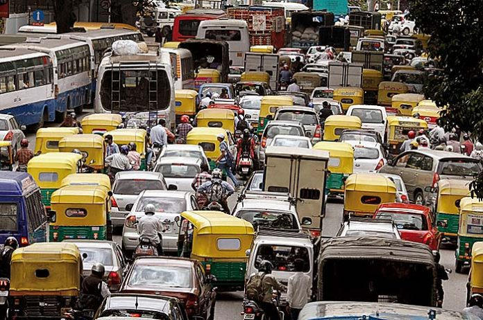 Gestión del tráfico con Inteligencia Artificial