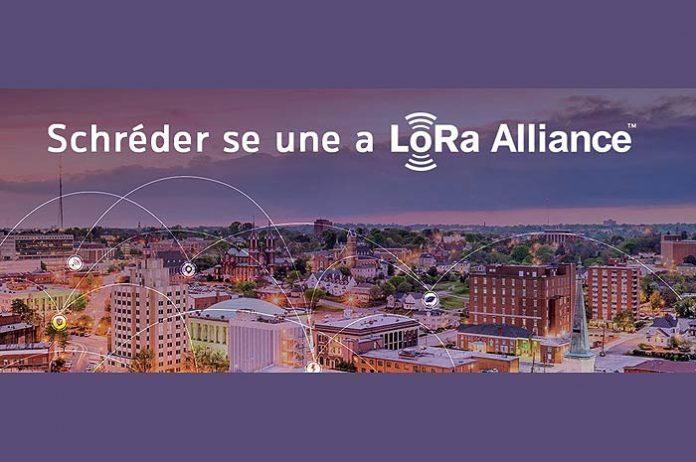 schreder-lora-alliance