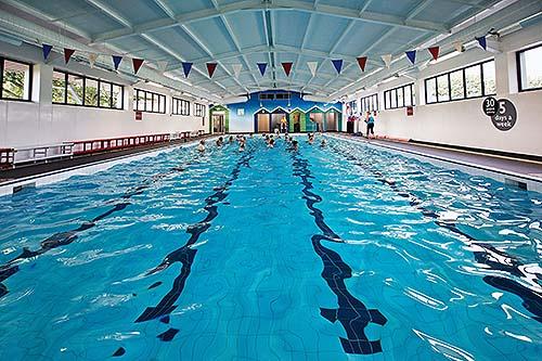 Centro deportivo de Guisborough en Reino Unido