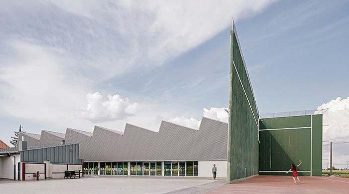 Pabellón Polideportivo de Villacelama, León