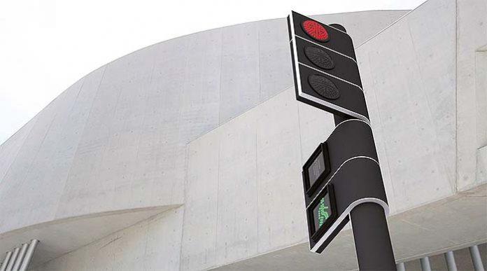 Nueva línea de semáforos BlackStyle, Cubic y Sled de Edigal