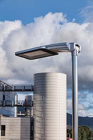 CIRCADIONIC, luminarias inventadas en España, fabricadas en Galicia por Setga