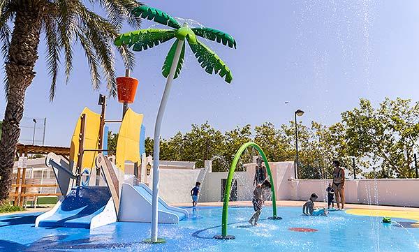 Splashpark de Alcácer (Valencia)