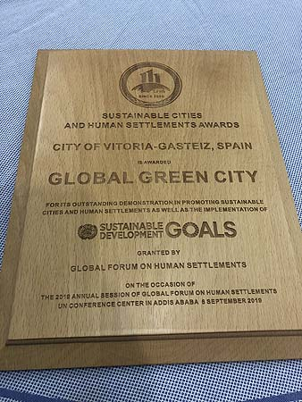 vitoria-global-green-city-award