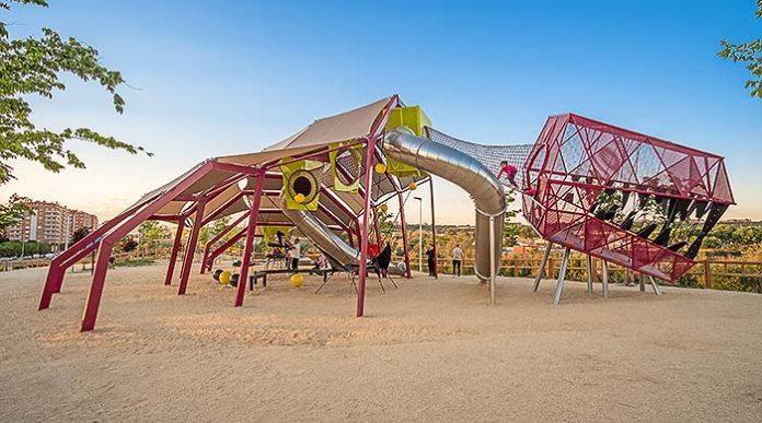 Ampliación del Parque Lineal del Manzanares