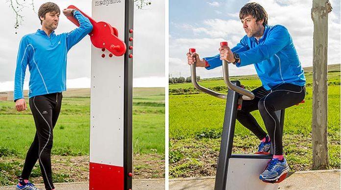 Nueva línea Fitness Neo para exterior