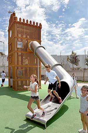 Parque de la Infancia de Vícar, Almería