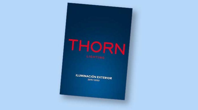 Thorn iluminación de exterior