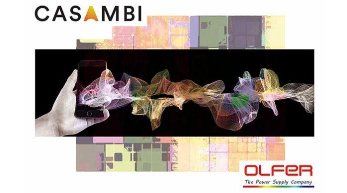 Nuevo nodo de comunicación CASAMBI de OLFER