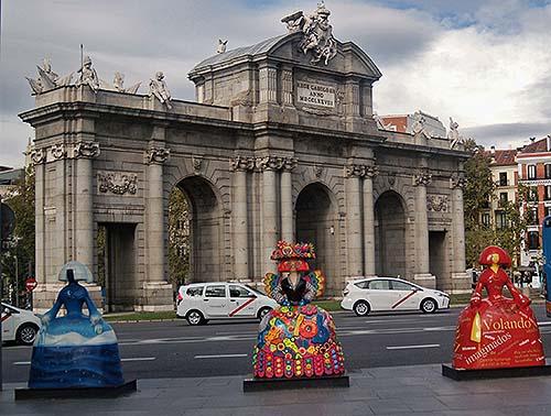 Las Meninas de Velázquez han vuelto a la capital
