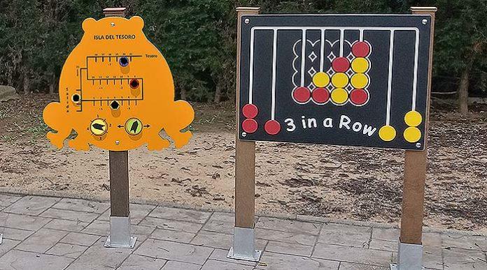 Paneles de Juegos Infantiles de NORTEN
