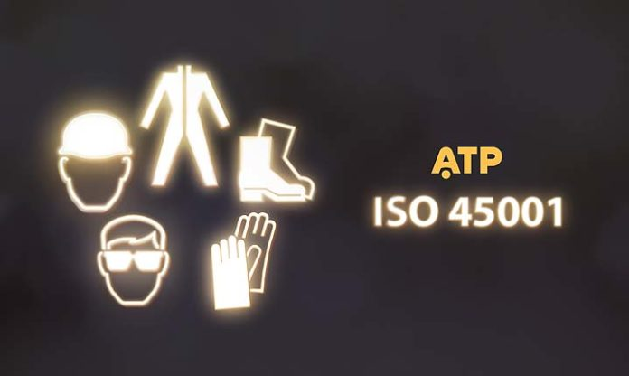 ATP obtiene la ISO