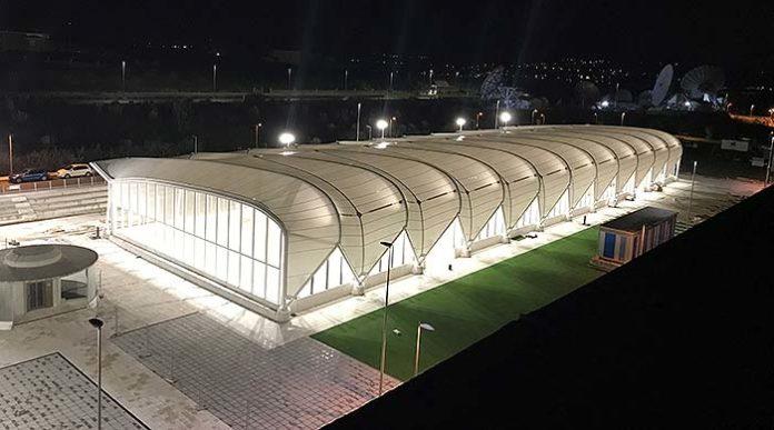 Instalaciones deportivas de la Universidad Europea del Atlántico