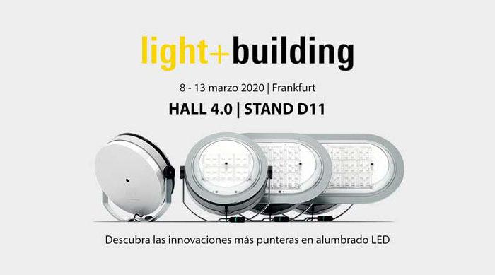 ATP Iluminación exterior LED