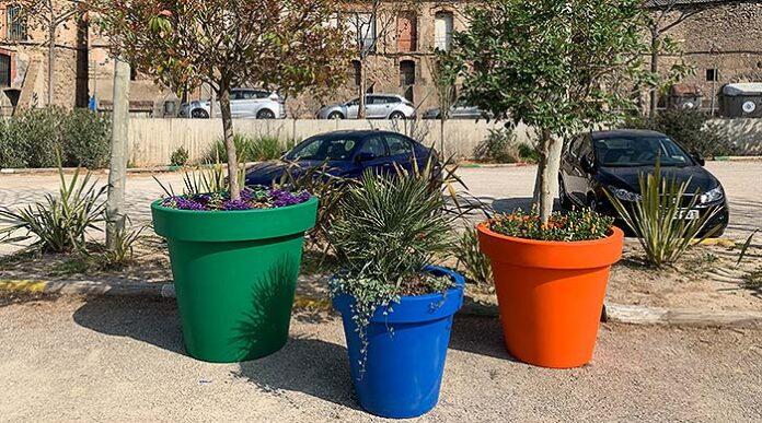 Jardineras ecológicas Alvium