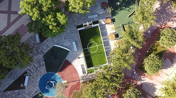 Playground Patiño
