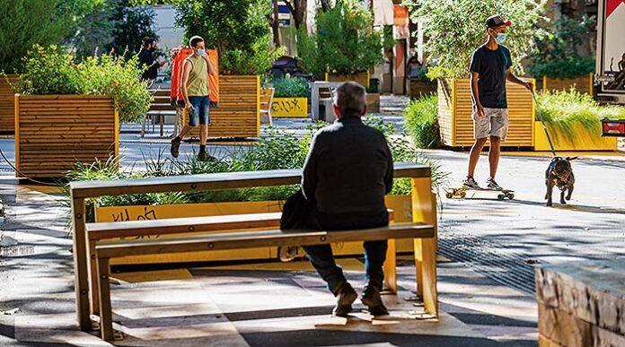 Ciudad que viene, segura, sostenible y pensada para las personas