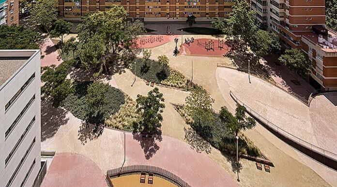 Plaza de la Infancia, Barcelona