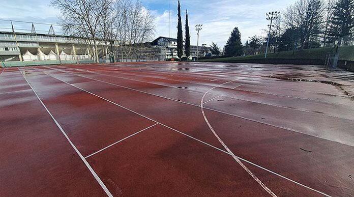 Vitoria hará una inversión de más de 90.000 euros en sus instalaciones deportivas