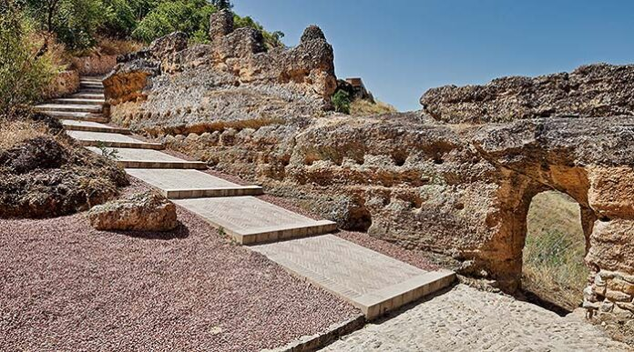Recuperación del Camino Histórico del Albacar
