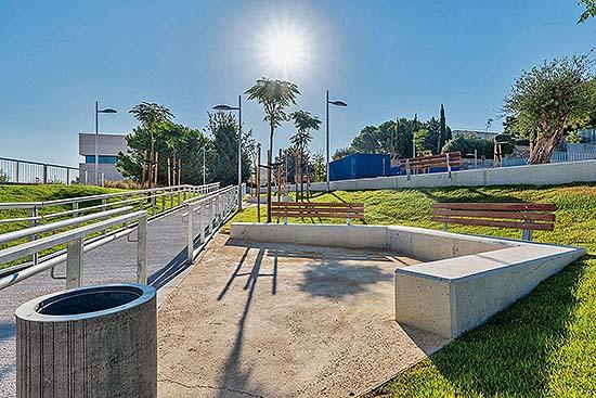 Proyecto de ordenación del Campus de la Universidad Miguel Hernández por EFEALCUBO