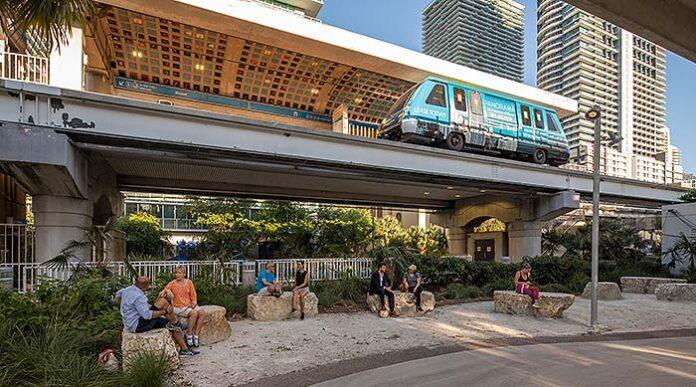 The Underline, Miami, Florida