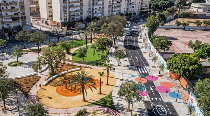 plaza Olivo sevilla